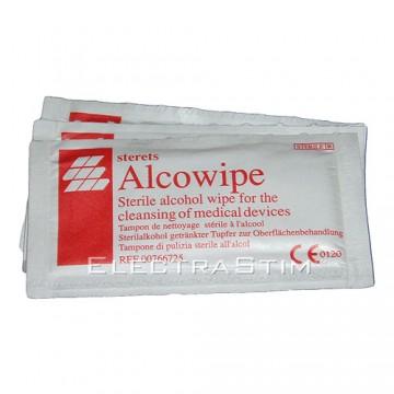 ElectraStim Alcohol Wipes (10 Pack)