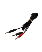 E-Stim 4mm Cable