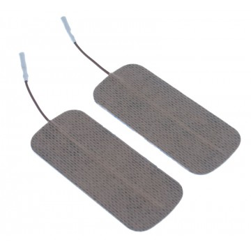 E-Stim Self Adhesive Long Electro Pads