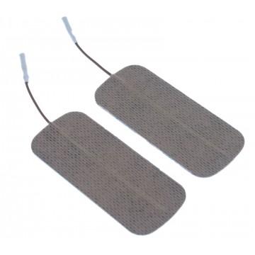 E-Stim Self Adhesive Long Electro Pads