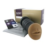 Erolution Super Sckr Mega Oral Pleasure Brown