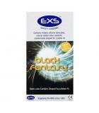 EXS Black Fantasy Condoms (6 Pack)