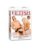 Fetish Fantasy Do It Doggie Harness