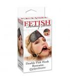 Fetish Fantasy Series Double Fish Hook Restraint