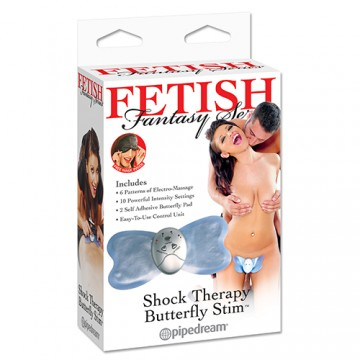 Fetish Fantasy Series Shock Therapy Butterfly Stim