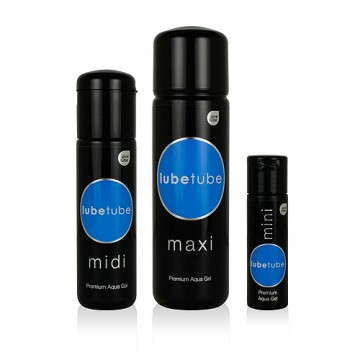 Give Lube Aqua Gel Premium Lube Tube