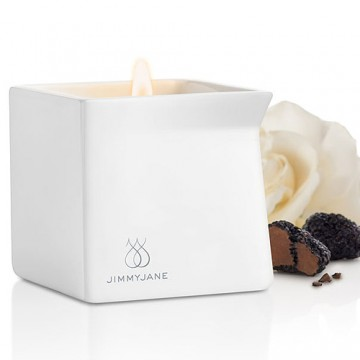 Jimmyjane Afterglow Special Edition Natural Massage Oil Candle