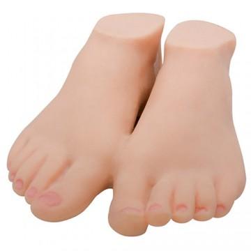 Justine Joli CyberSkin® Foot Job Stroker