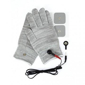 RIMBA Electro Stimulation Electro-Sex Glove Set