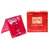 Safex Max Extra Large Condoms