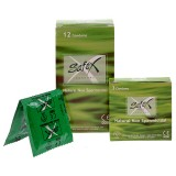 Safex Natural Non Spermicidal Condoms