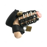Strict Leather 5 Gates of Hell Chastity Device