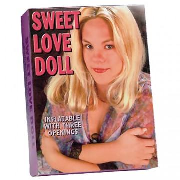 Sweet Love 3 Hole Doll