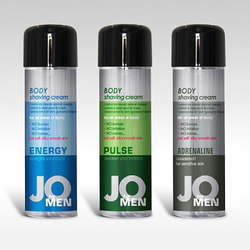 System JO for Men Body Shaving Cream
