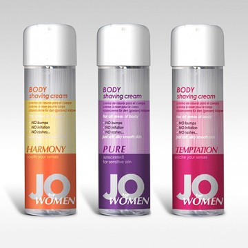 System JO for Women Body Shaving Cream