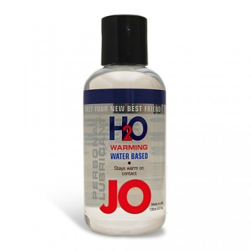 System JO H20 Warming Lubricant