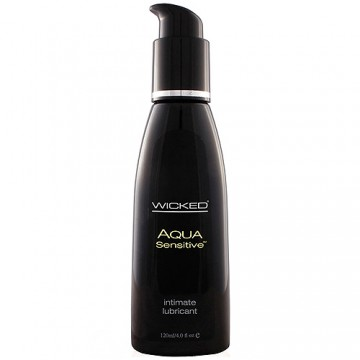 Wicked Aqua Sensitive Intimate Lubricant