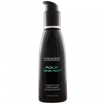 Wicked Aqua Candy Apple Intimate Lubricant