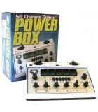 Zeus Electrosex Six Channel Deluxe Power Box
