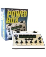 Zeus Electrosex Six Channel Deluxe Power Box